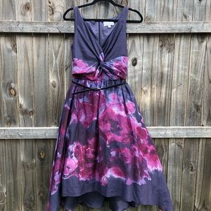 Neiman Marcus-Target Watercolor Floral Dress